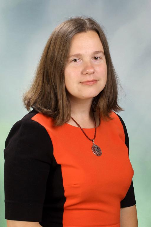 Gita Brēmane, Bioloģijas, ģeogrāfijas un dabaszinību skolotāja, 5.a klases audzinātāja