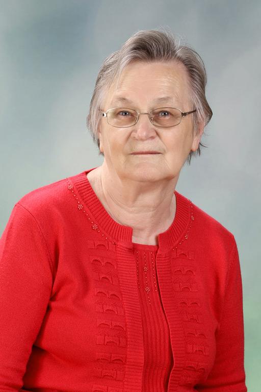 Vija Feldmane, Skolas medmāsa, atbalsta personāls